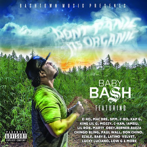 Baby Bash альбом Don't Panic It's Organic
