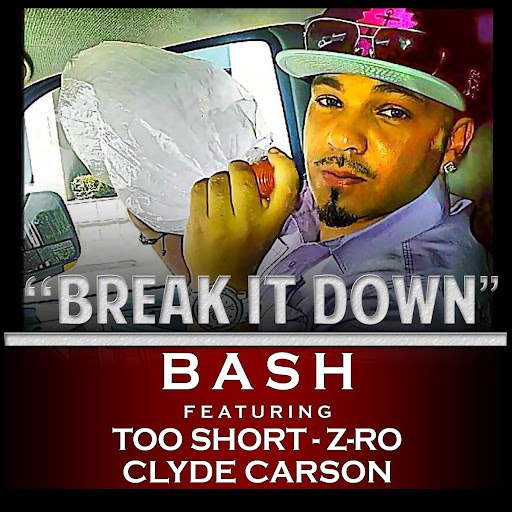 Baby Bash альбом Break It Down