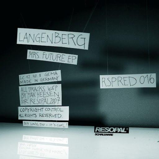 Langenberg альбом Mrs. Future EP