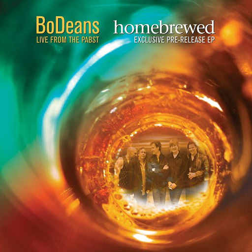 BoDeans альбом Homebrewed: Live From The Pabst (Exclusive Pre-Release EP)