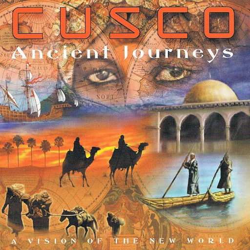 Cusco альбом Ancient Journeys