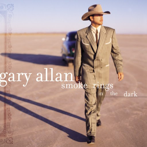 Gary Allan альбом Smoke Rings In The Dark