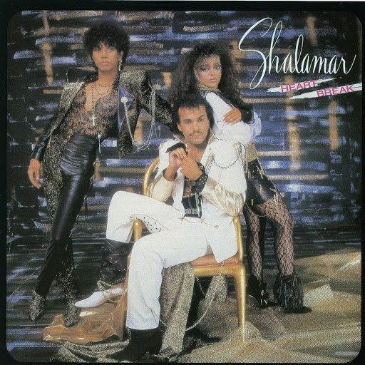 Shalamar альбом Heart Break