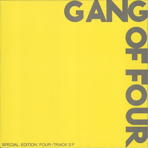 Альбом Gang Of Four Gang Of Four (Yellow EP)