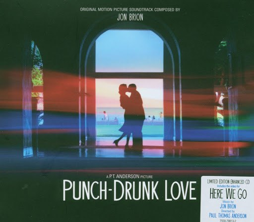 Jon Brion альбом Punch-Drunk Love (Music from the Motion Picture Soundtrack)