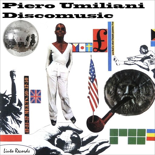 Piero Umiliani альбом Discomusic