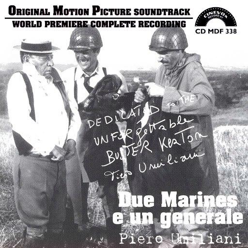 Piero Umiliani альбом Due Marines E Un Generale