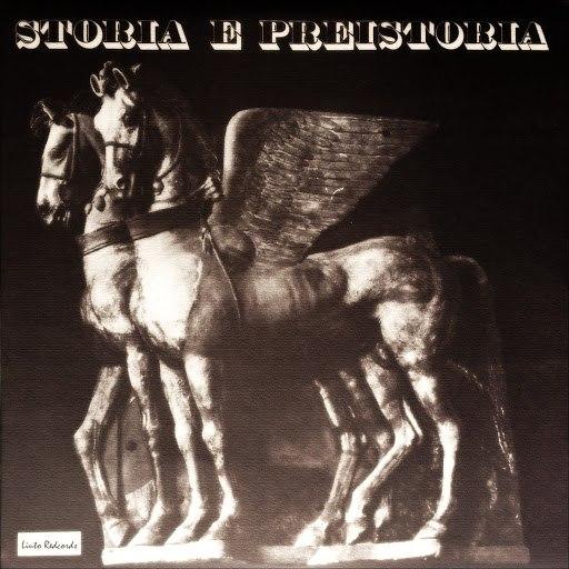 Piero Umiliani альбом Storia e Preistoria (History and Prehistory)