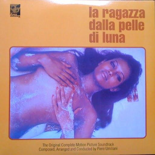 Piero Umiliani альбом La ragazza dalla pelle di luna