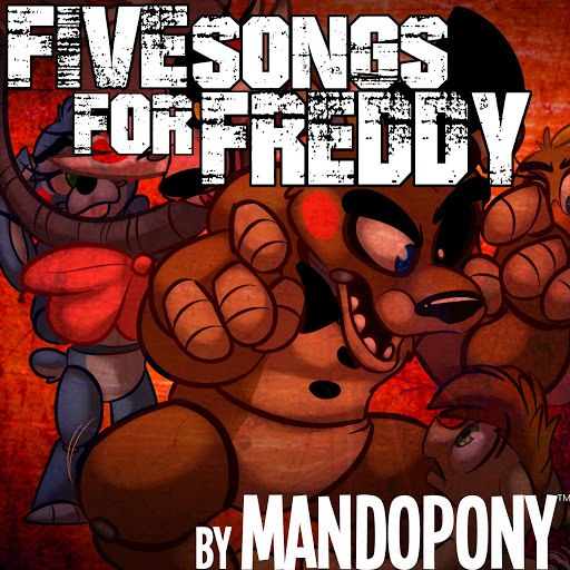 MandoPony альбом Five Songs for Freddy
