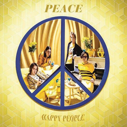 Peace альбом Happy People (Deluxe)