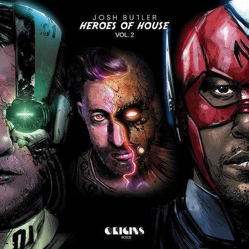 Josh Butler альбом Heroes of House, Vol. 2