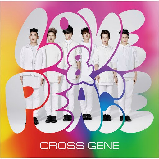 CROSS GENE альбом Love & Peace