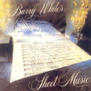 Barry White альбом Sheet Music