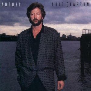 Eric Clapton альбом August