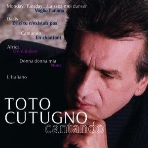 Toto Cutugno альбом Cantando