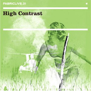 High Contrast альбом Fabriclive 25: High Contrast