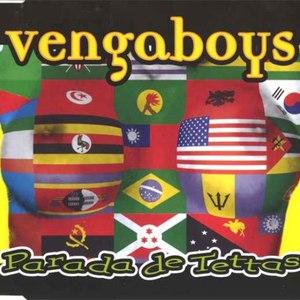 Vengaboys альбом Parada De Tettas
