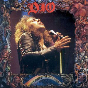 Dio альбом Dio's Inferno - The Last In Live