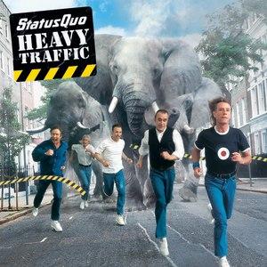 Status Quo альбом Heavy Traffic
