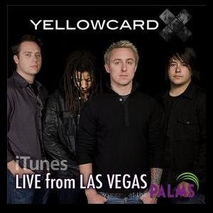 Yellowcard альбом Live from Las Vegas At the Palms