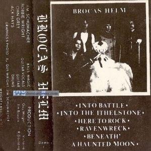 Brocas Helm альбом Demo 1