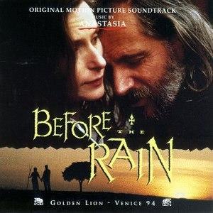 ANASTASIA альбом Before the Rain