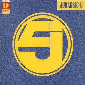 Jurassic 5 альбом Jurassic 5 LP