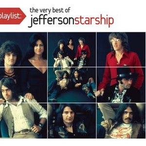 Jefferson Starship альбом Playlist: The Very Best Of Jefferson Starship
