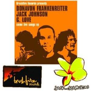 Jack Johnson альбом Some Live Songs