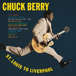 Chuck Berry альбом St. Louis to Liverpool