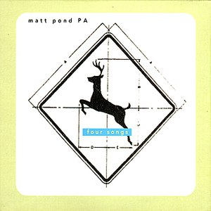 Matt pond PA альбом Four Songs - EP