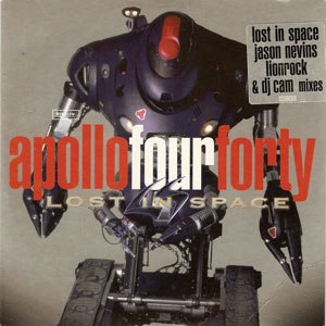 Apollo 440 альбом Lost in Space