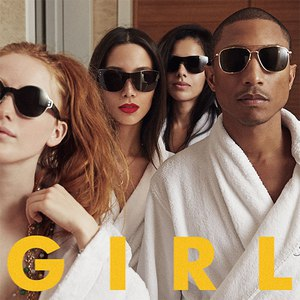 Pharrell Williams альбом G I R L