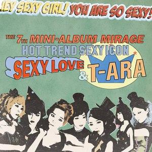 T-ara альбом Mirage