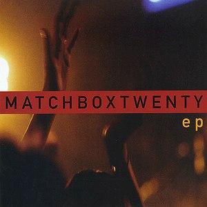 Matchbox Twenty альбом EP