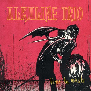 Alkaline Trio альбом Time To Waste