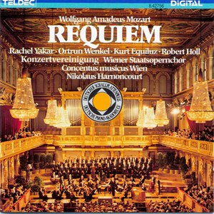 Nikolaus Harnoncourt альбом Mozart : Requiem