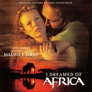 Maurice Jarre альбом I Dreamed Of Africa