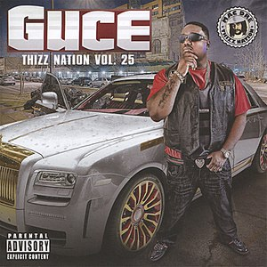 Guce альбом Guce - Thizz Nation Vol. 25