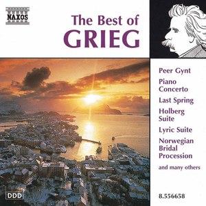 Edvard Grieg альбом GRIEG : The Best Of Grieg