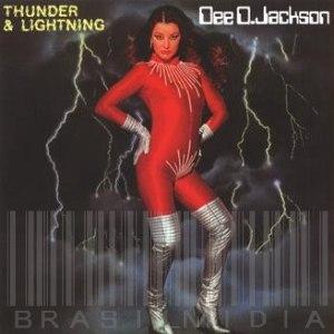 Dee D. Jackson альбом Thunder and Lightning