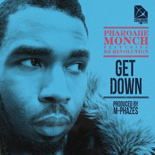 Pharoahe Monch альбом Get Down (feat. DJ Revolution) [prod. By M-Phazes]