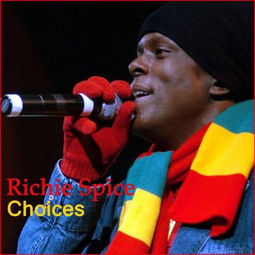 Richie Spice альбом Choices