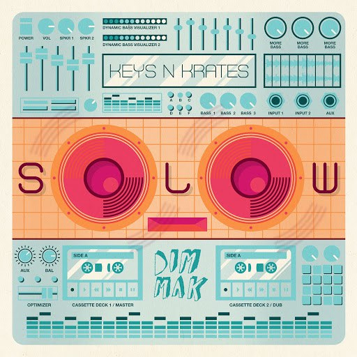KEYS N KRATES альбом SOLOW (EP)