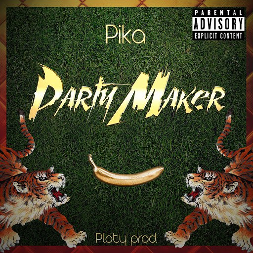 Pika альбом Partymaker (Ploty Production English Version)