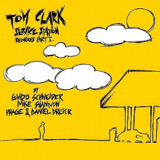 Tom Clark альбом Service Station Remixes Part 1