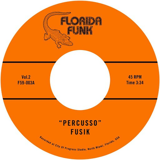Fusik альбом Percusso
