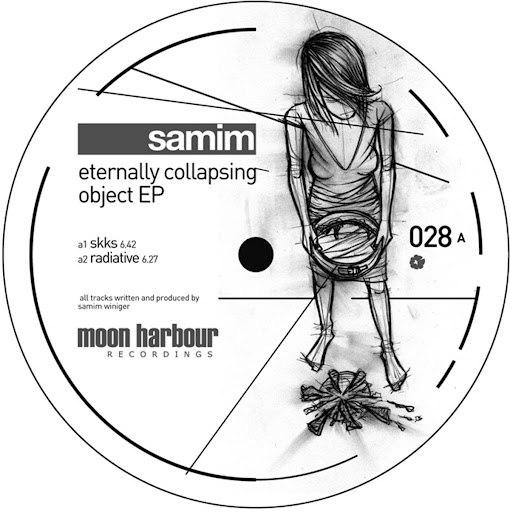 Samim альбом Eternally Collapsing Object EP