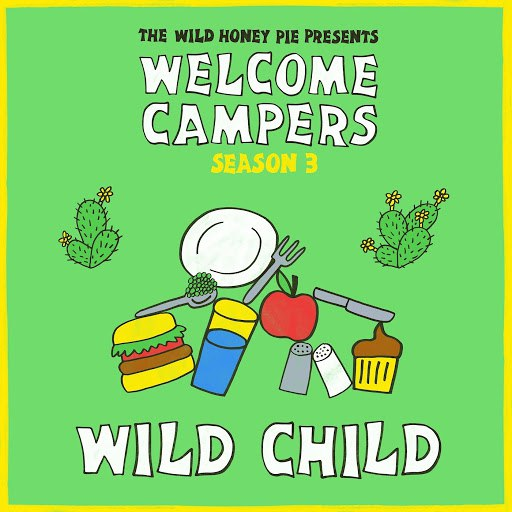Wildchild альбом Crazy Bird (Welcome Campers)
